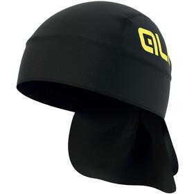 Alé Cycling Bandana, black-fluo yellow